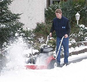 Sneeuwruimen & gladheidsbestrijding